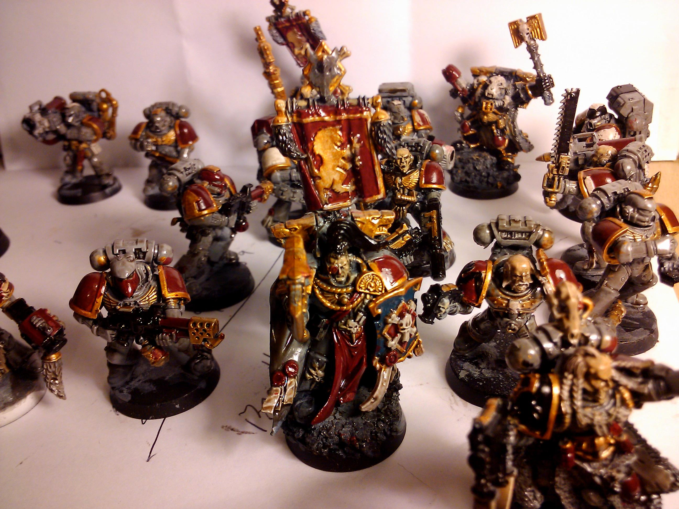 Conversion, Hobby, Kill Team, Scenario, Space Marines, Space Wolves, Sw