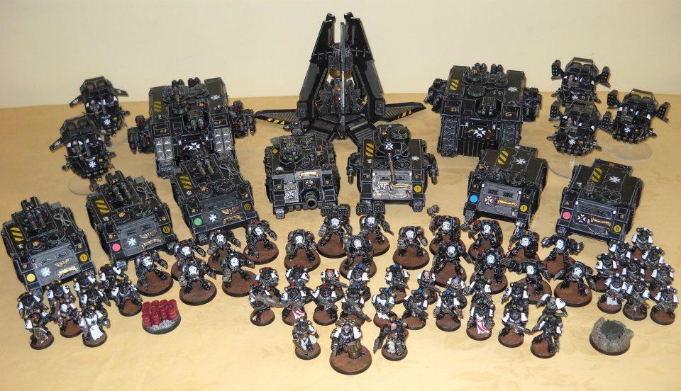 Black, Templars, Black Templars