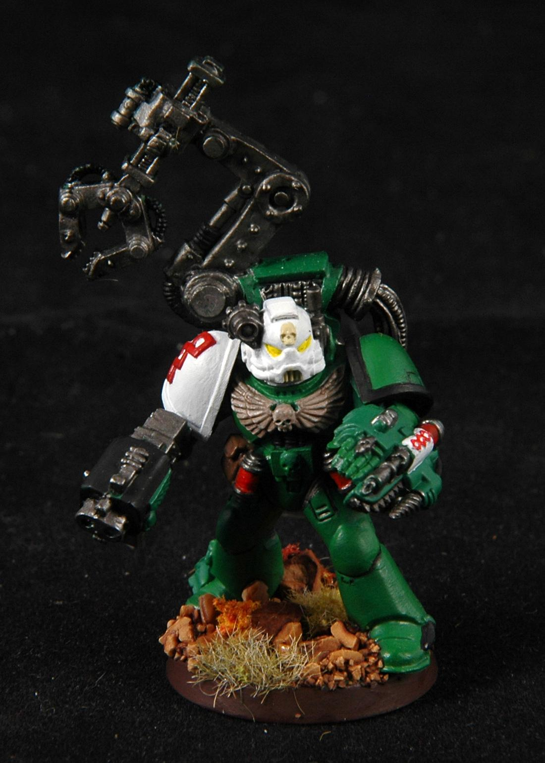 Gms, Sons Of Medusa, Space Marines, Warhammer 40,000