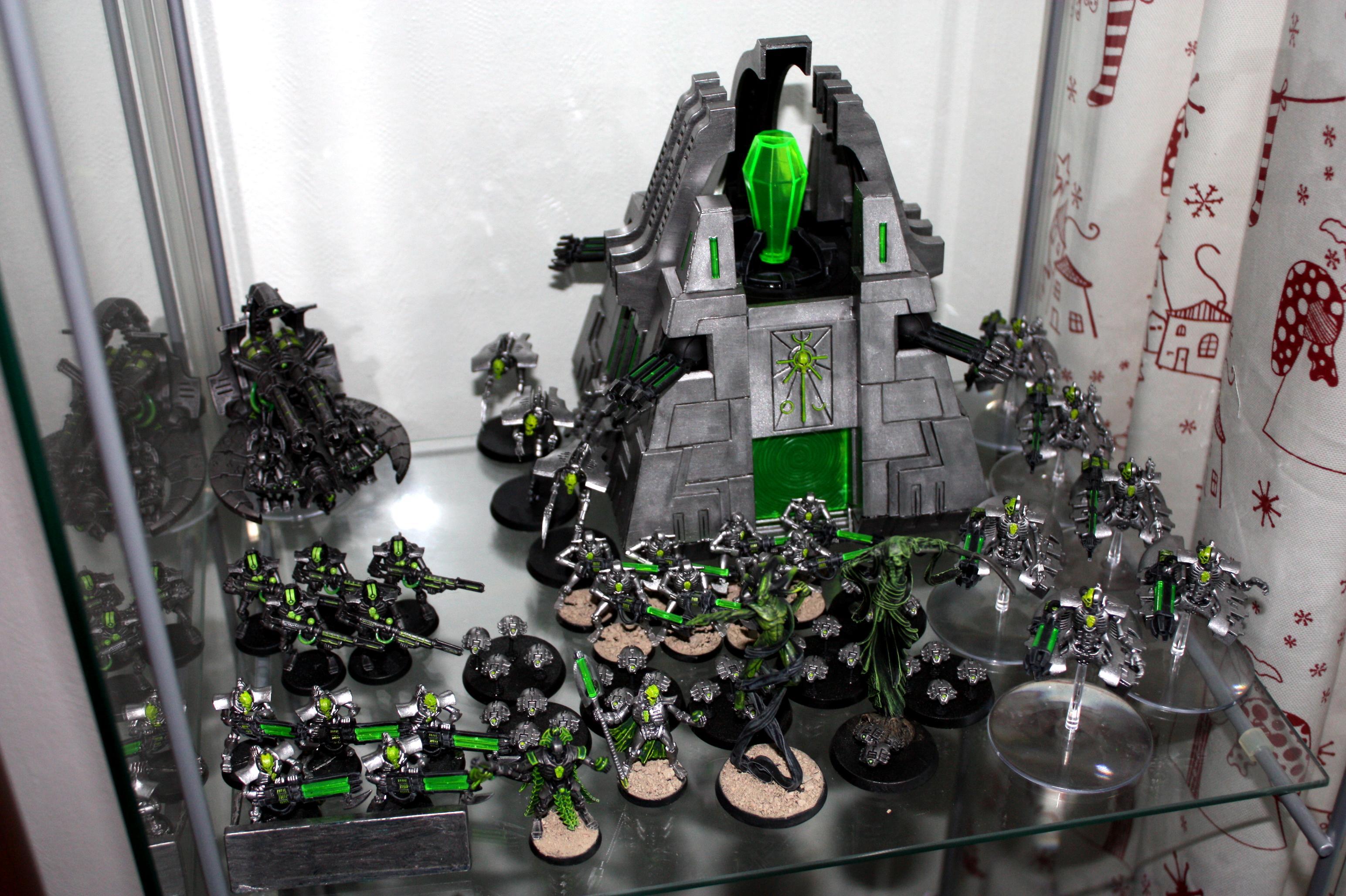 Army, Necrons, Warhammer 40,000, Warhammer Fantasy