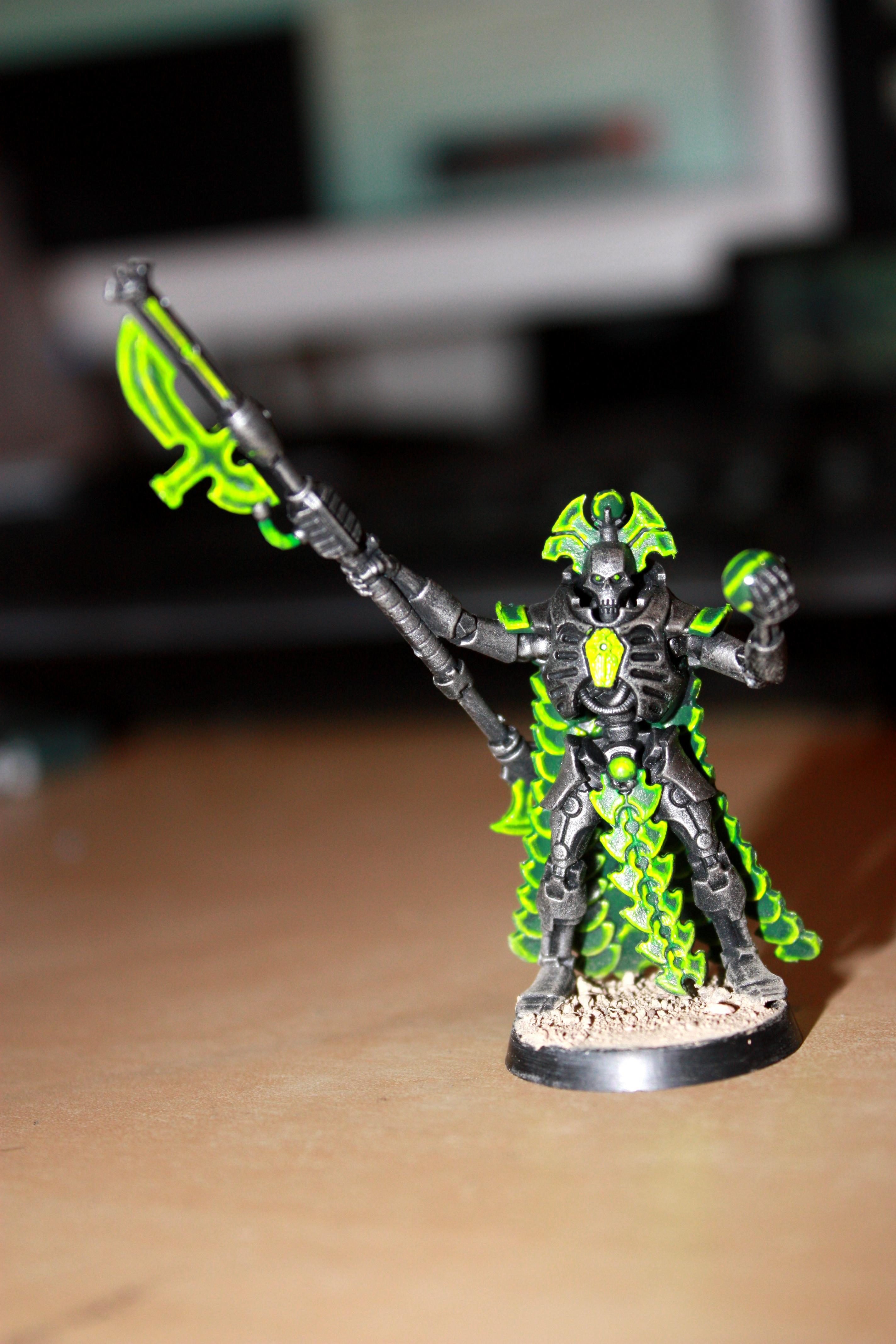 Necrons, Overlord, Warhammer 40,000