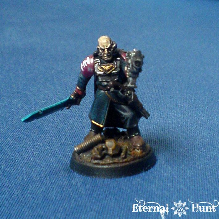 Antrecht, Conversion, Inq28, Inquisitor, Ordo Malleus, Retinue, Warhammer 40,000