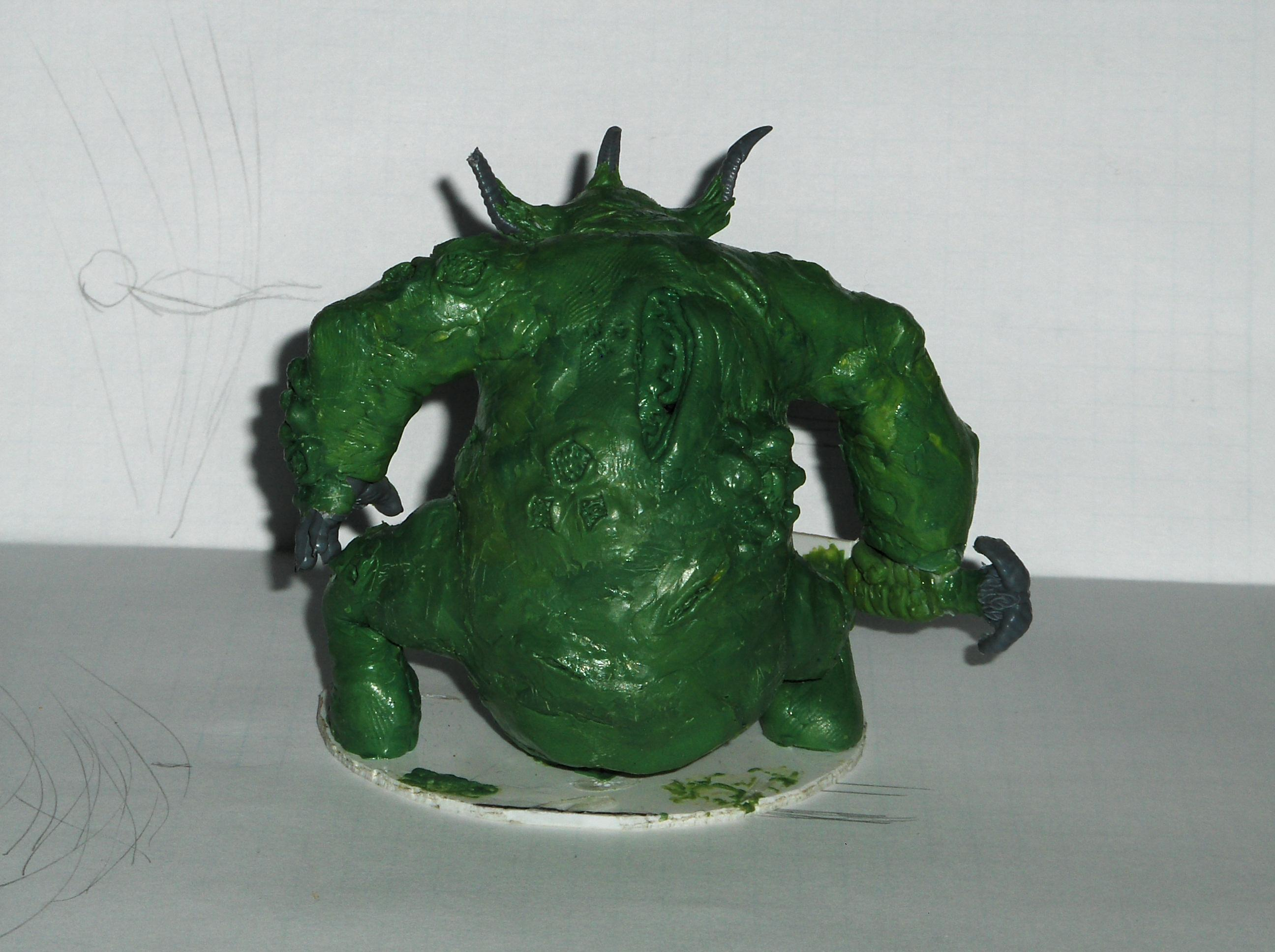 sculpted GUO back