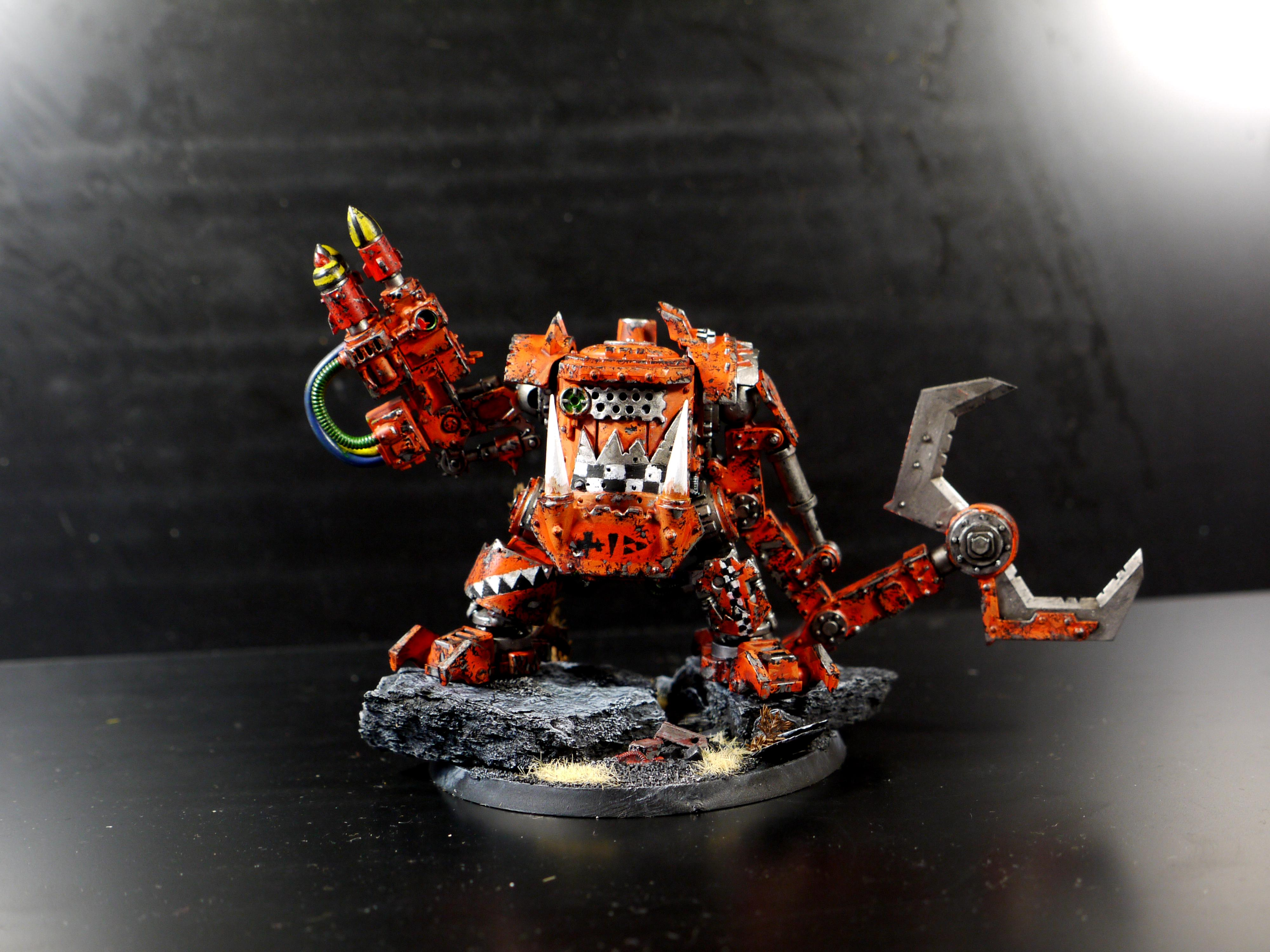 Convertion, Killa Kan, Loot, Orange, Orks