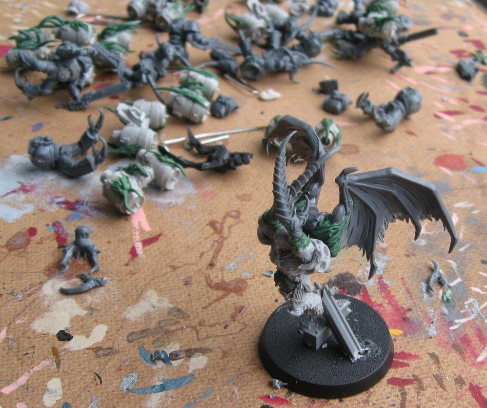 Chaos Space Marines, Conversion, Night Lords