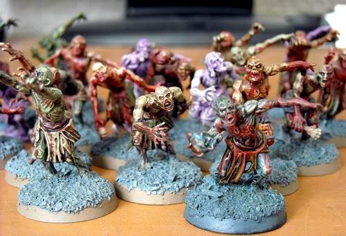 Mantic, Undead, Zombie