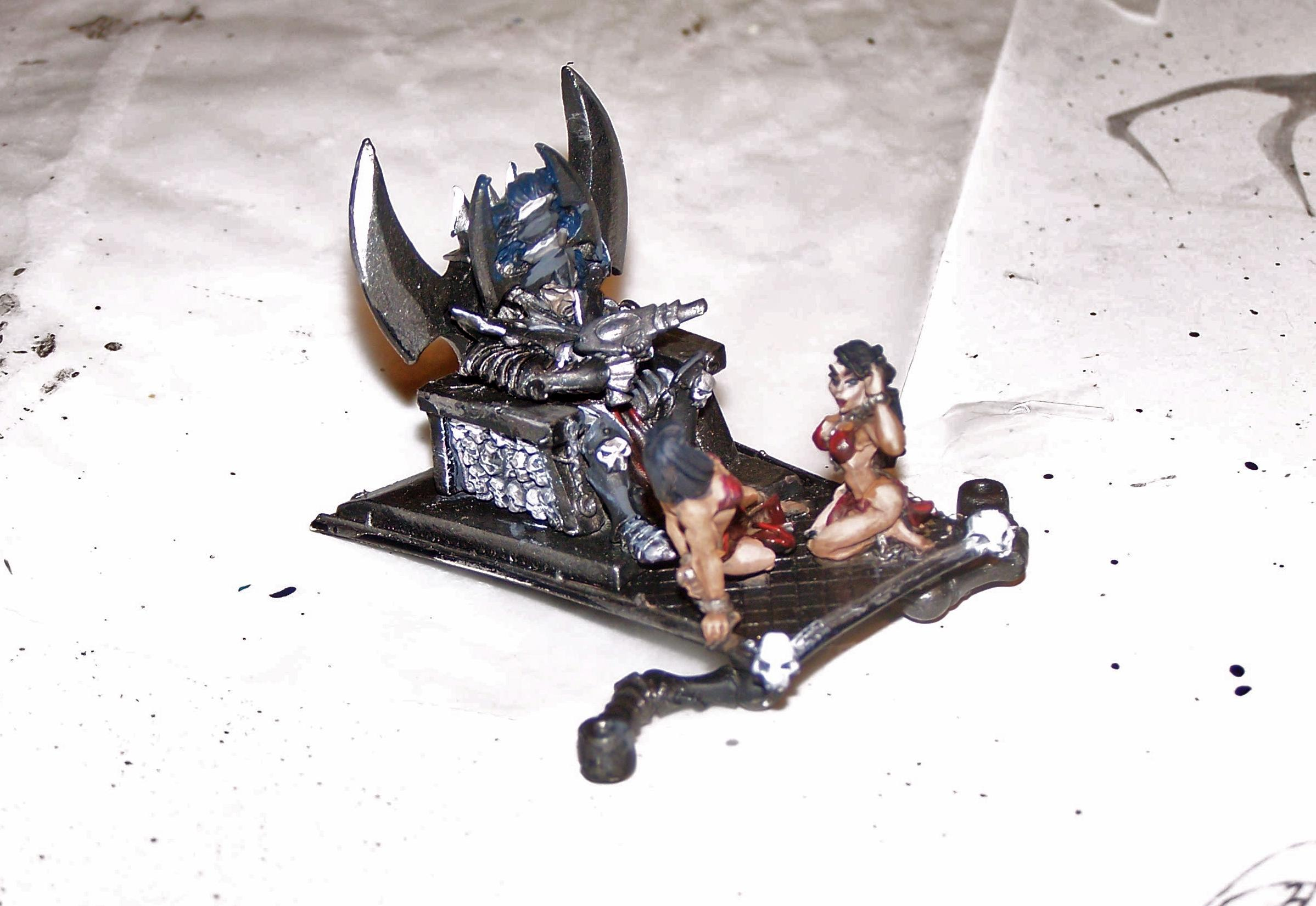 Dark Eldar, Slave Girl, Vect