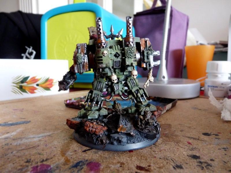 Dreadnought, Work In Progress