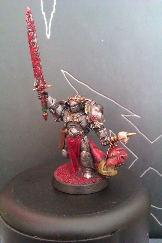 Chaos, Emperor%27s Champion, Emperor's Champion