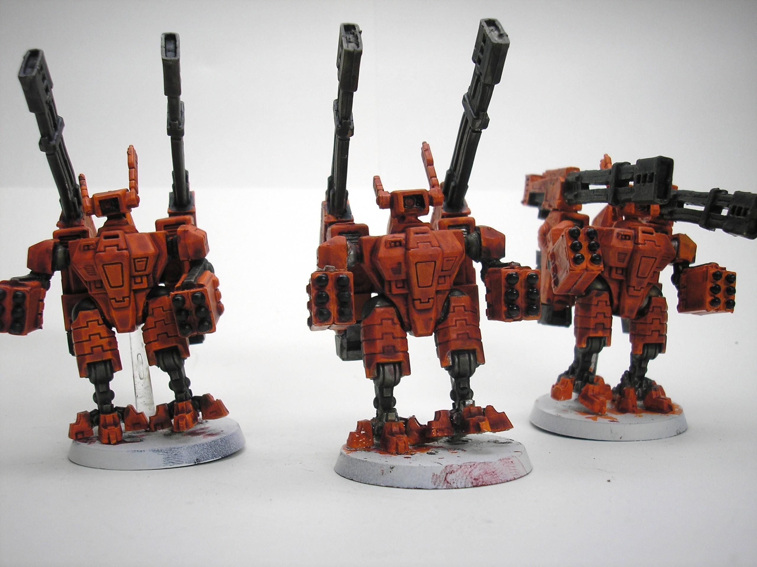 Battlesuit, Tau, Xv-88