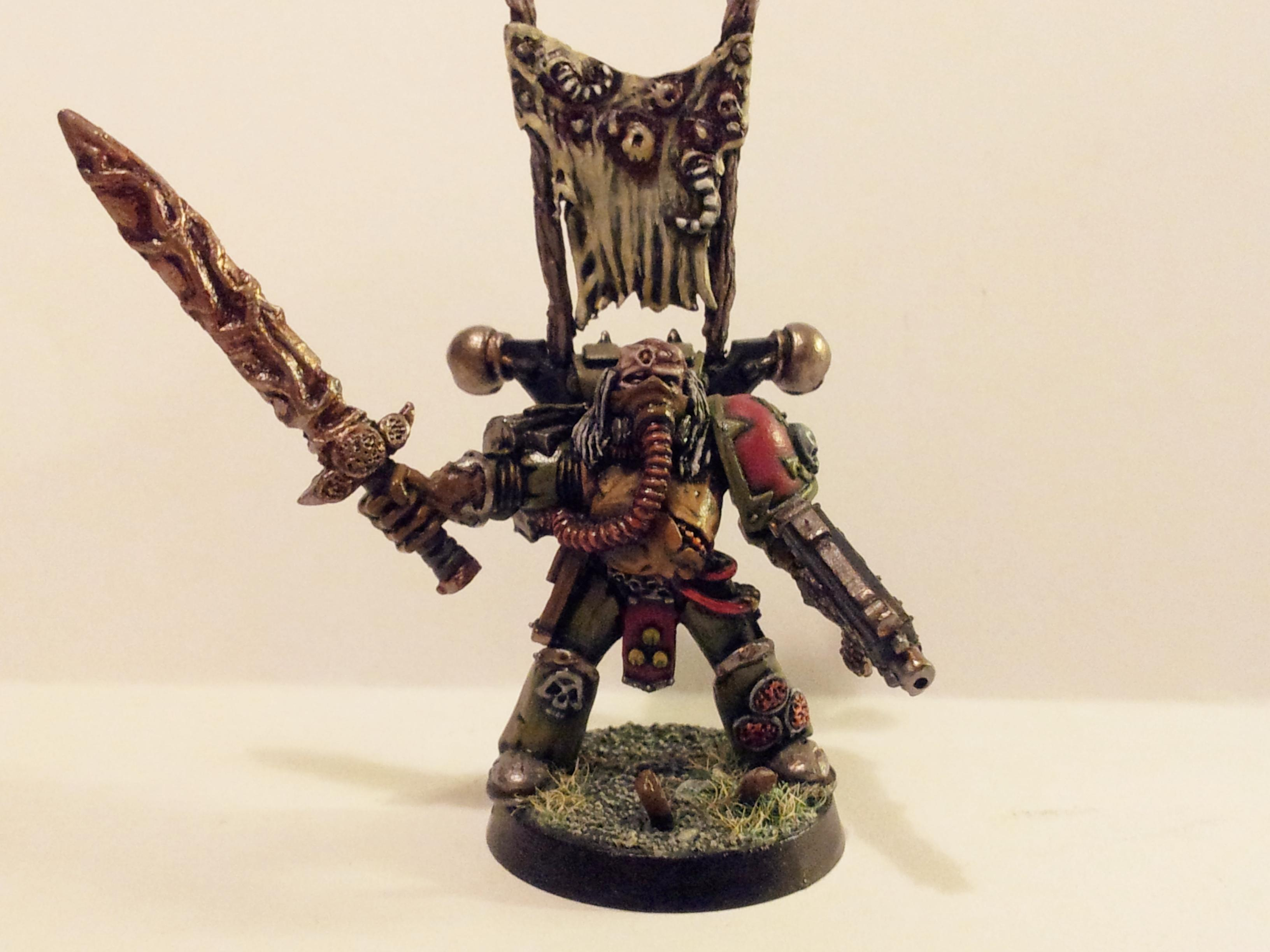 Death Guard, Lord Of Nurgle, Plague Marines