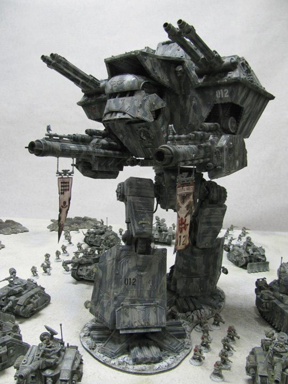 Imperial, Titan, Warhammer 40,000