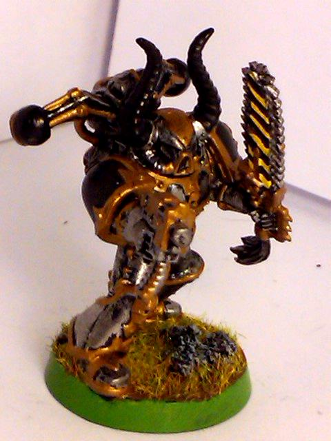 Army, Chaos, Chaos Army, Games Workshop, Iron Warriors, Painting, Pre Heresy, Terminator Armor, Warhammer 40,000, Warhammer Fantasy