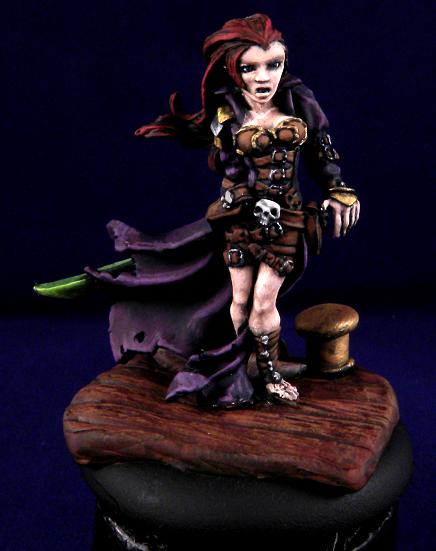 Female, Reaper, Terezinya Reaper #02826