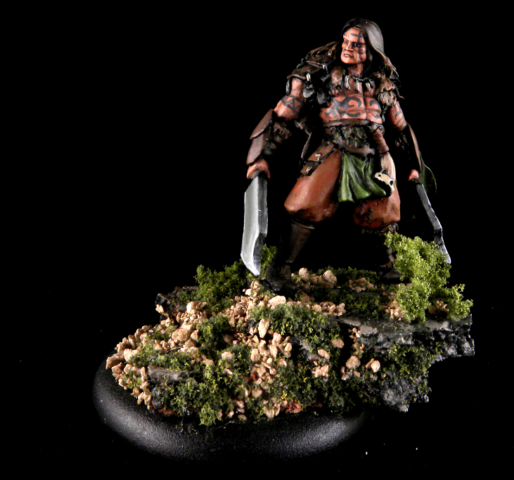 Kjell the Barbarian