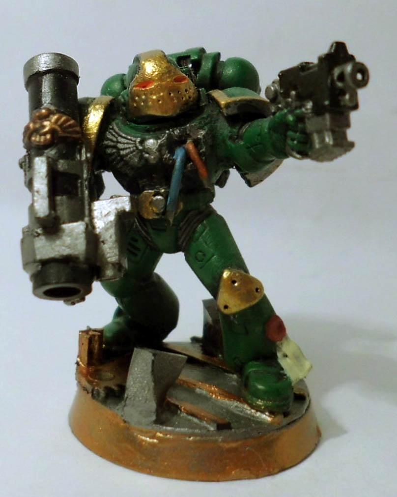 Conversion, Death Knights, Space Marines