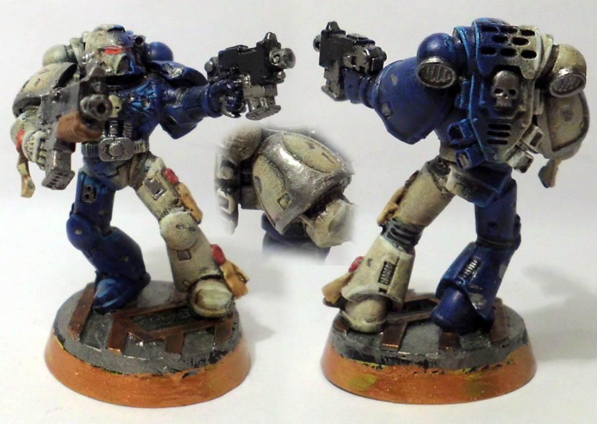 Conversion, Novamarines, Space Marines