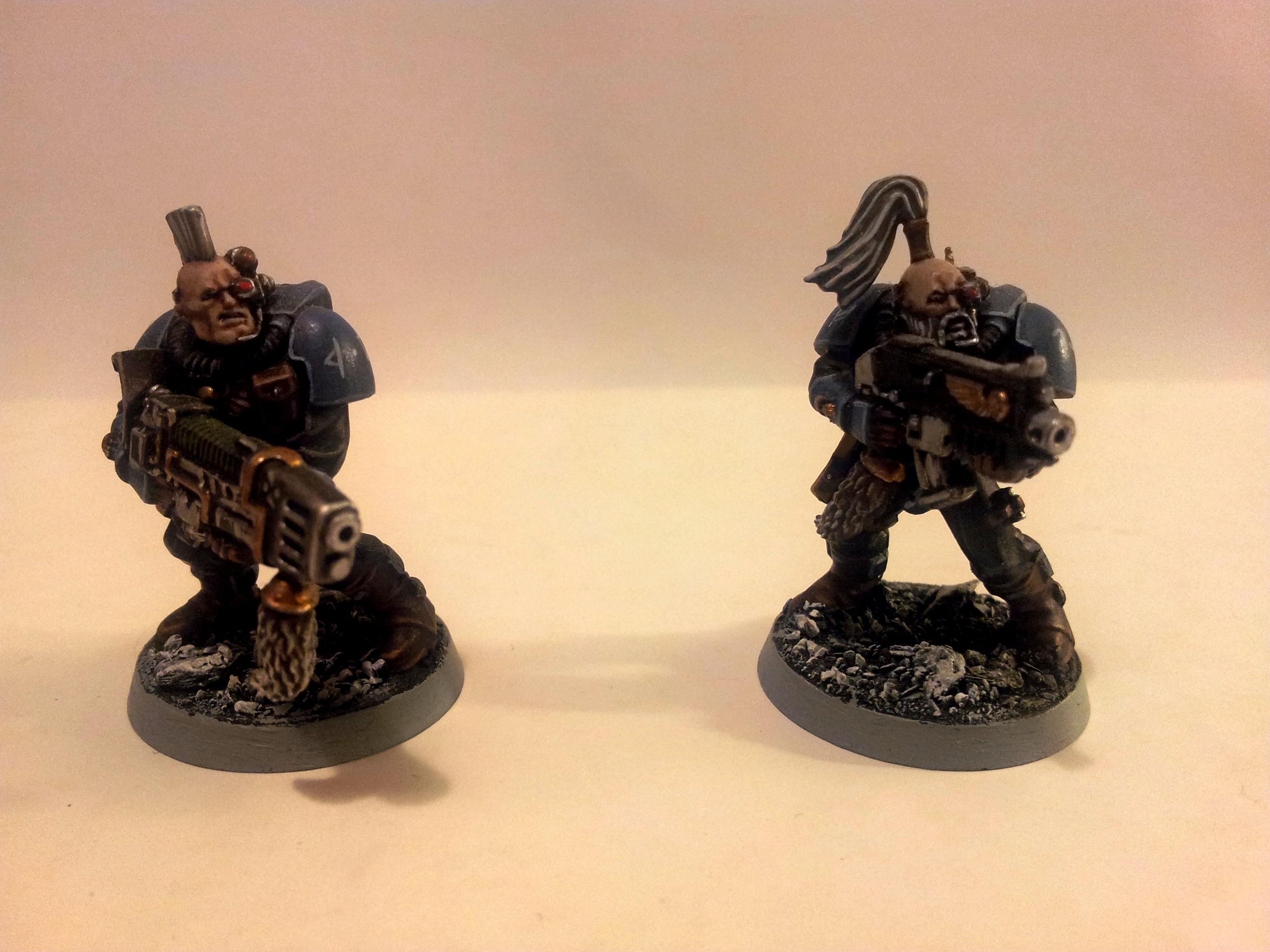 Scouts, Space Marines, Space Wolves, Wolf Scouts