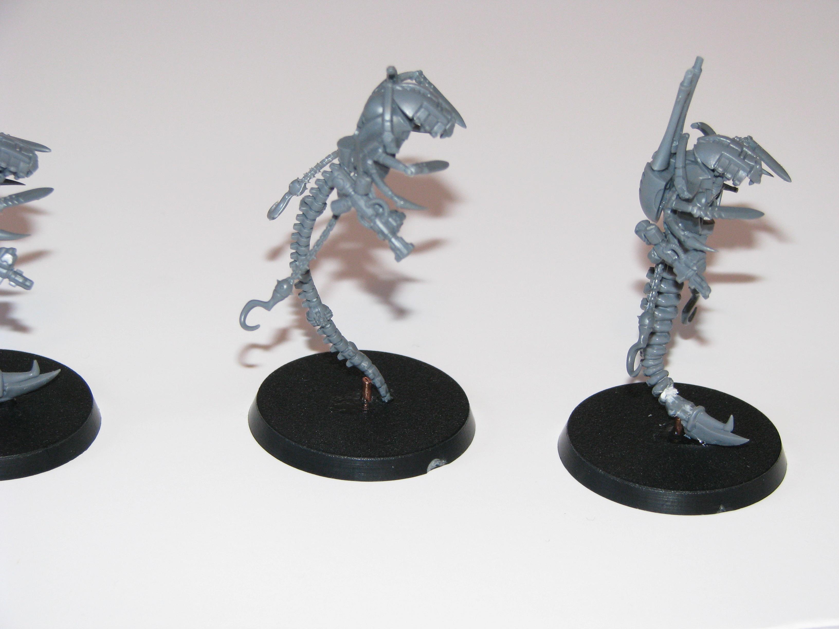 Necrons, Wraith, Wraiths