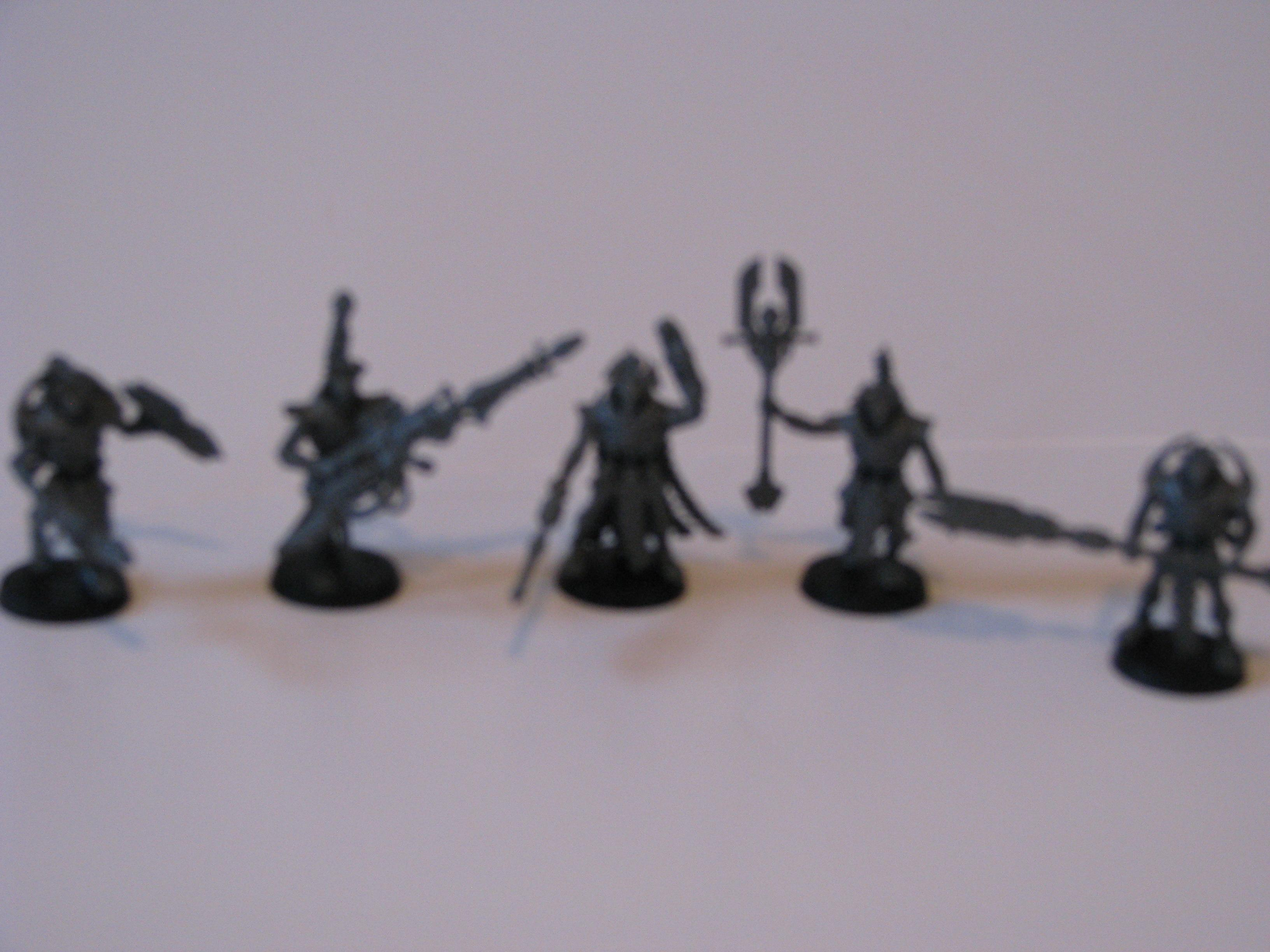 Blurred Photo, Necrons