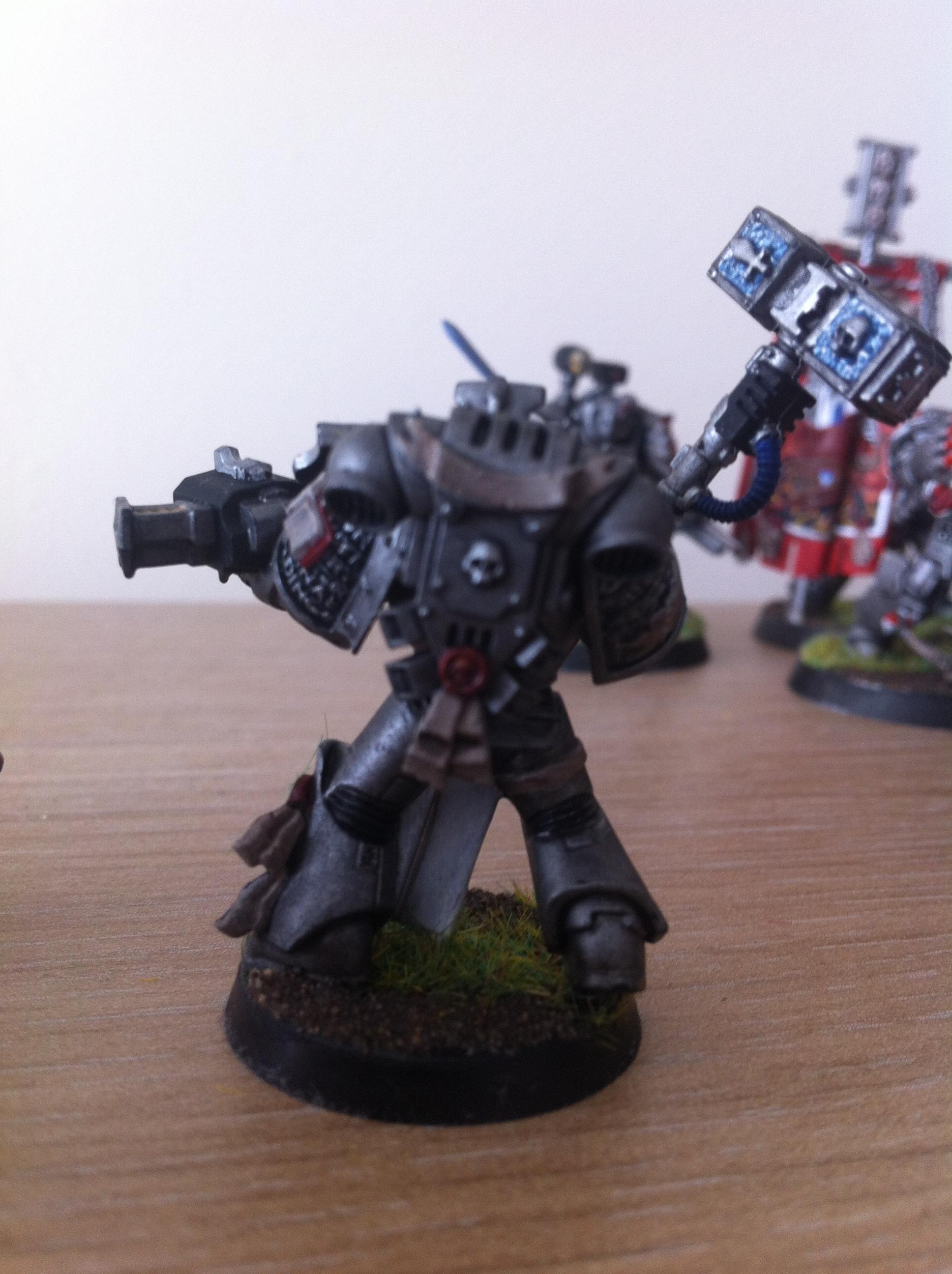 Grey Knights, Justicar, Purifirer