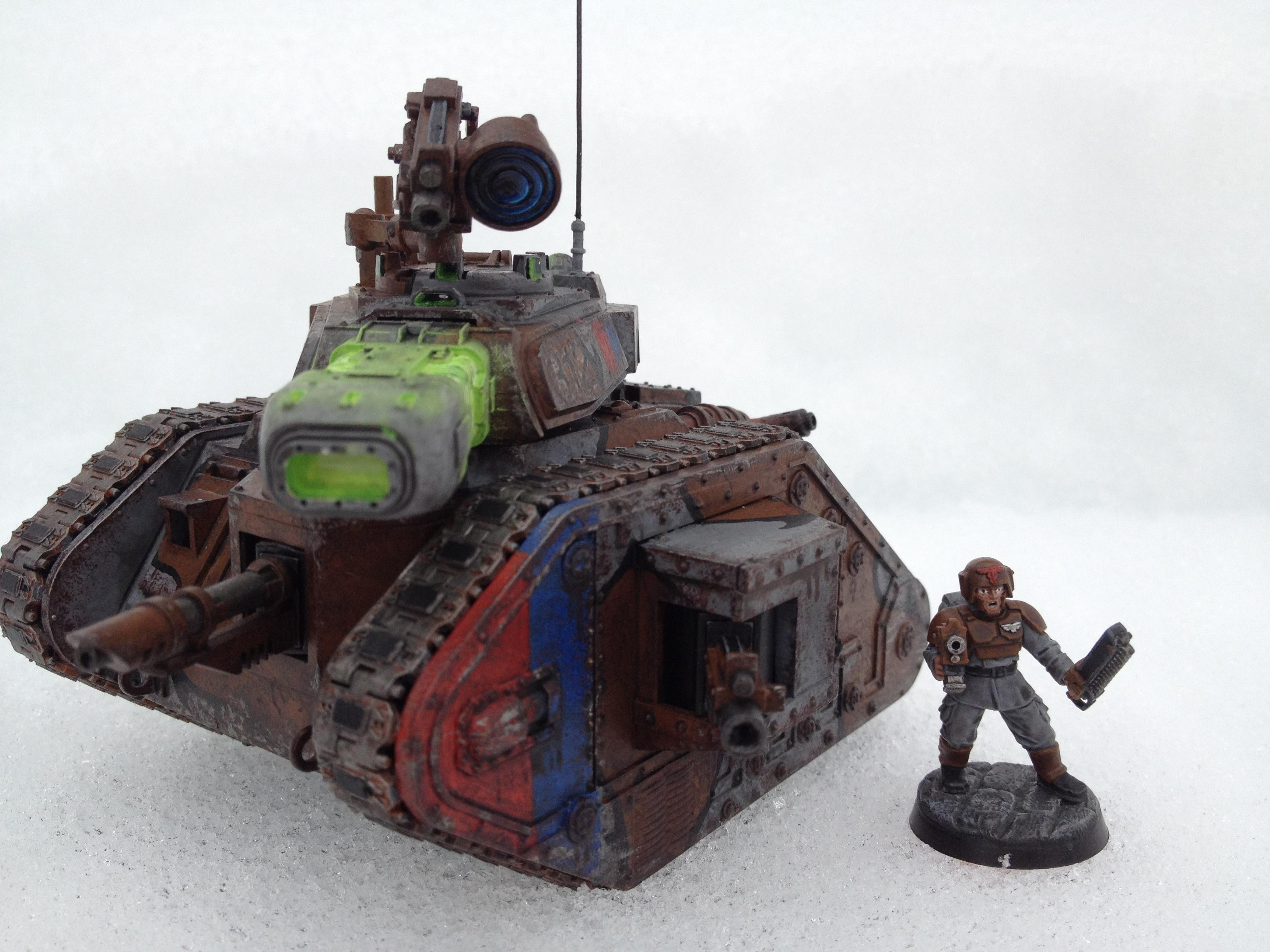Cadians, Conversion, Executioner, Imperial Guard, Leman Russ, Plasma