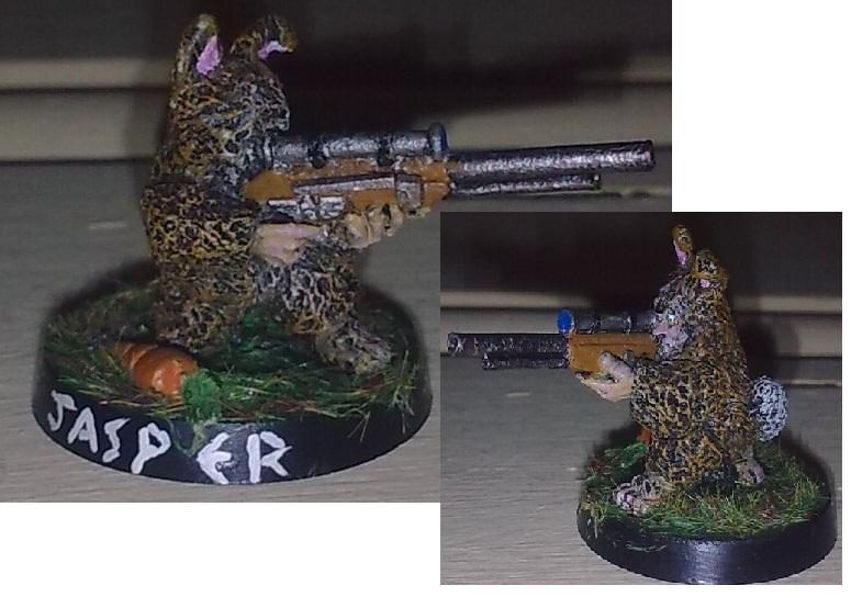 Cadians, Imperial Guard, Rabbit, Ratling, Ratling Sniper, Snipers, Warhammer 40,000