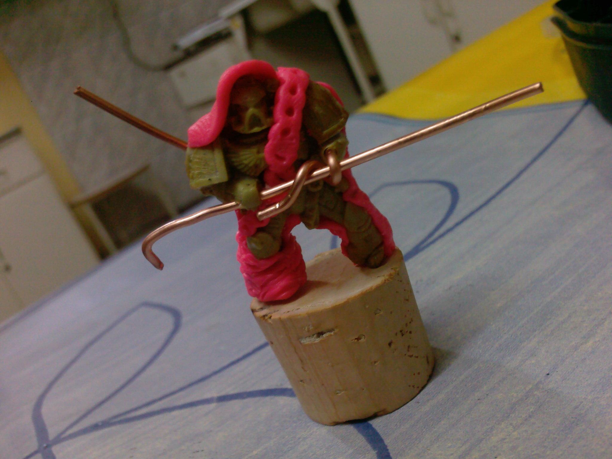 Custom, Sculp, Warior