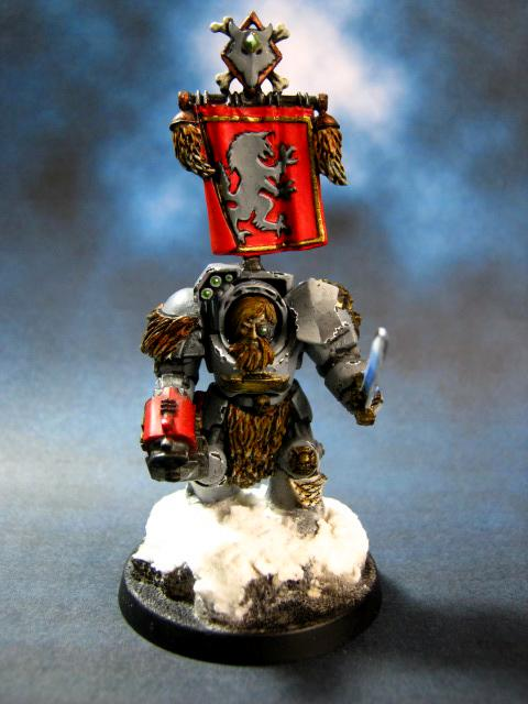 Space Wolves, Wolves guard