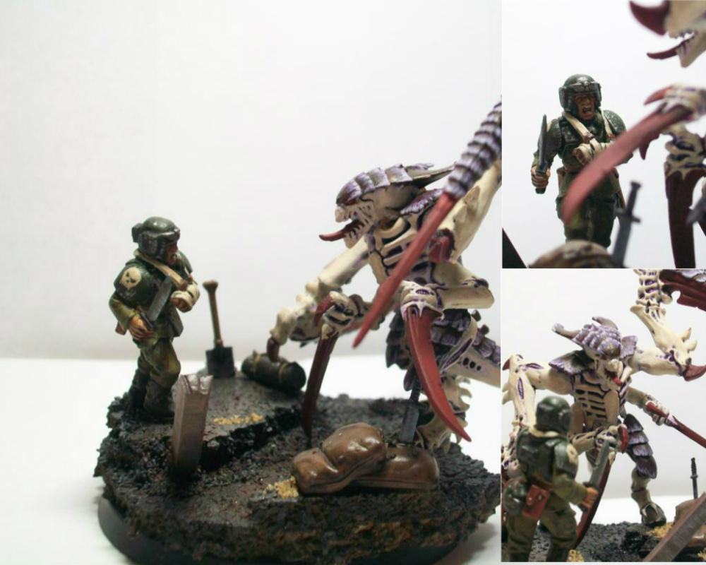 Dakka Painting Challenge, Duel, Welcome To Thunderdome