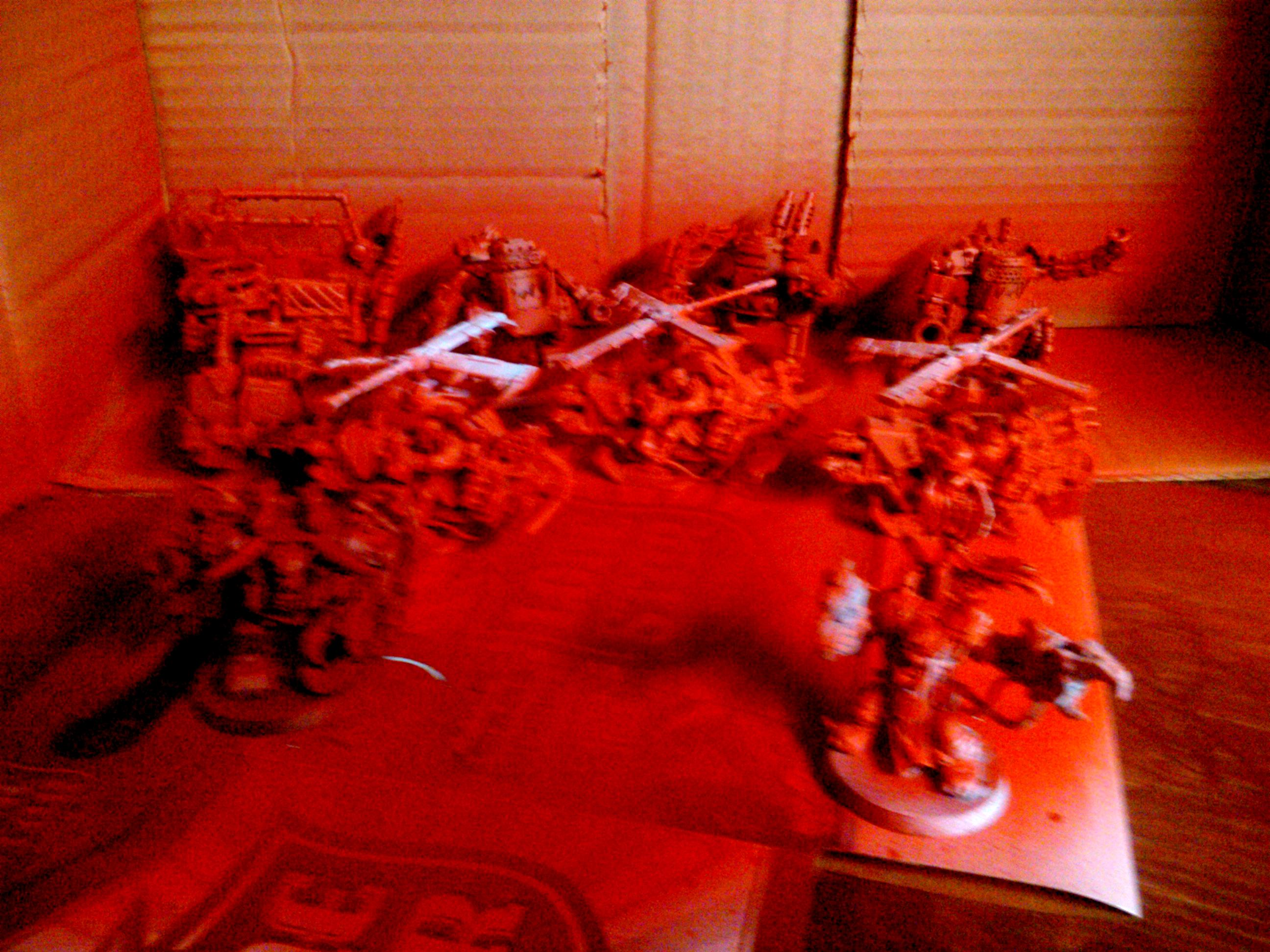 Army, Boss, Boy, Colour Scheme, Commission, Conversion, Dreadz, Hobby, Mechs, Nob, Orcs, Ork Army, Orks, Painting, Project, Red, Scheme, Tankk, Trukk, Waaagh, Waagh