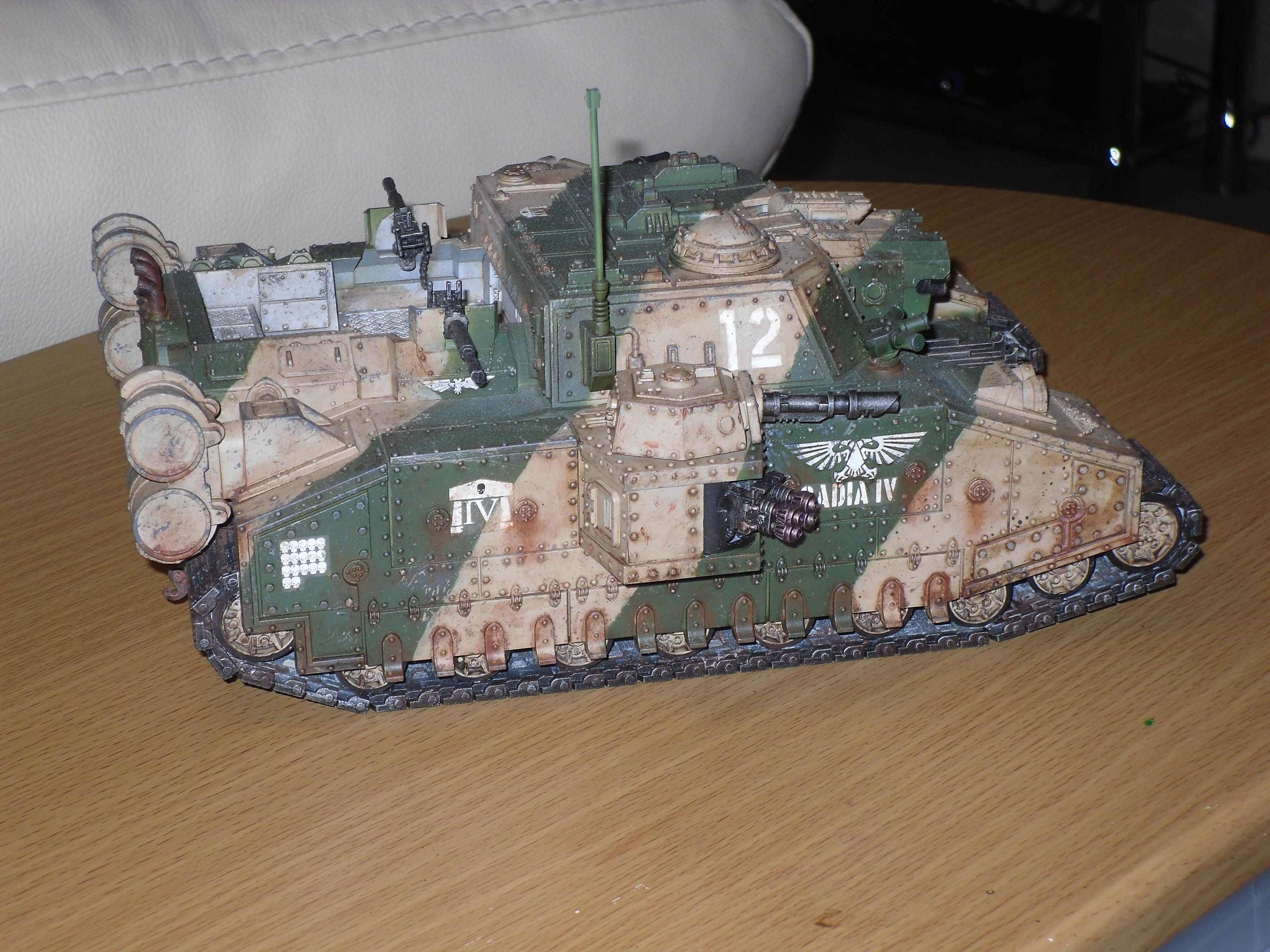 Cadians, Imperial Guard, Stormlord