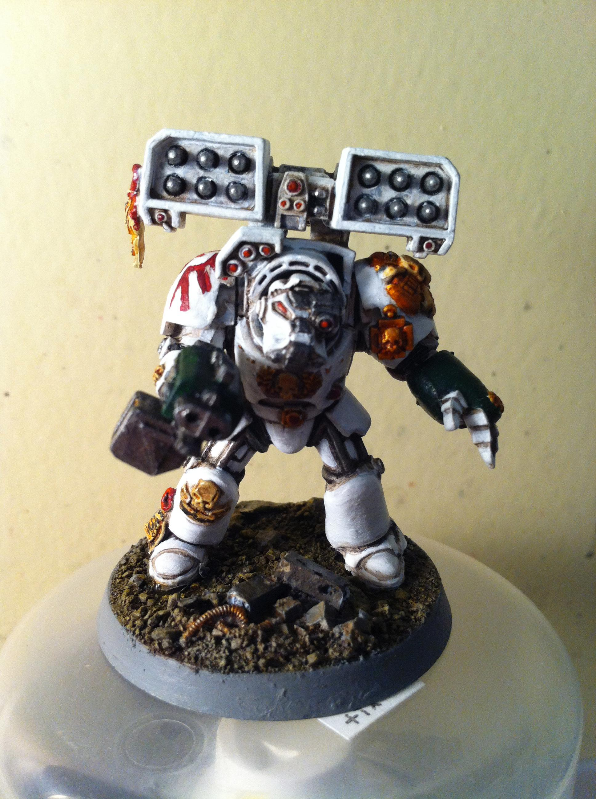 Dark Angels, Deathwing, Terminator Armor