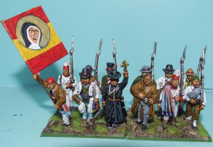 History, Inquisition, Militia, Spanish