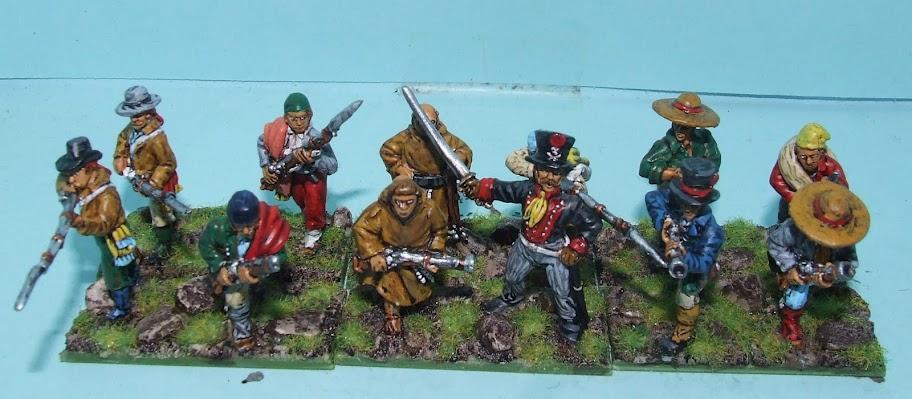 History, Militia, Spanish