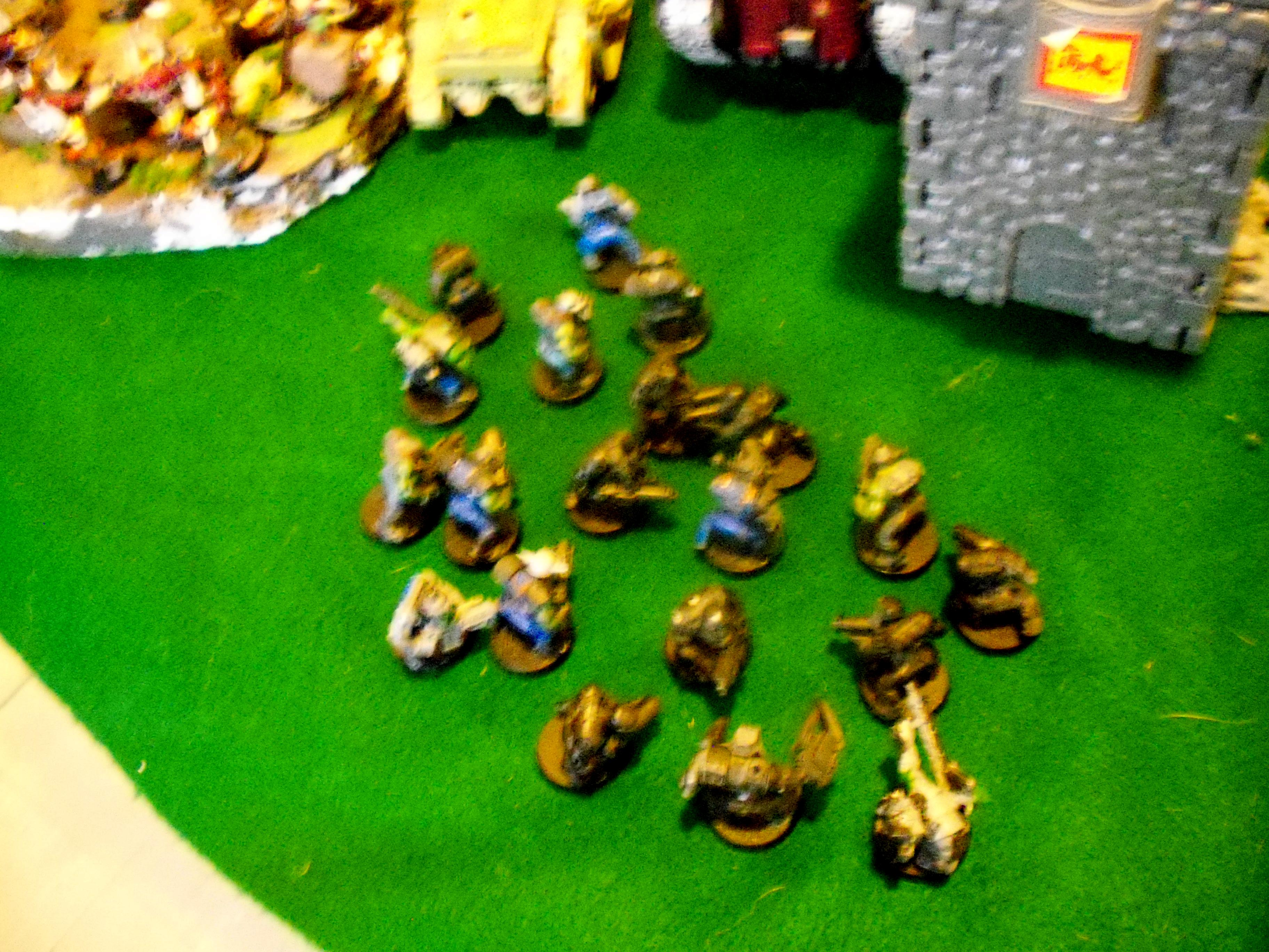 Battle Report, Game Table, Top