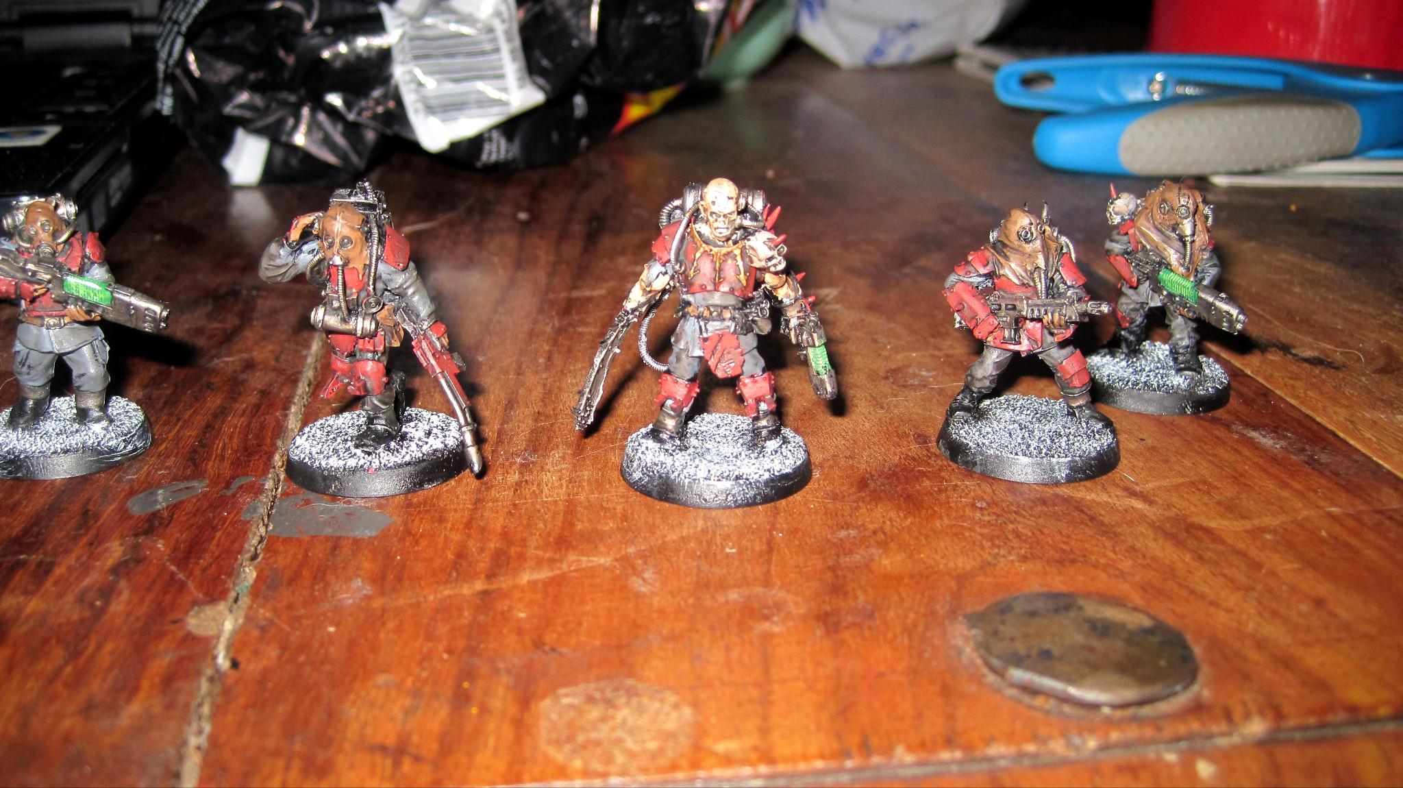 Renegade company command squad