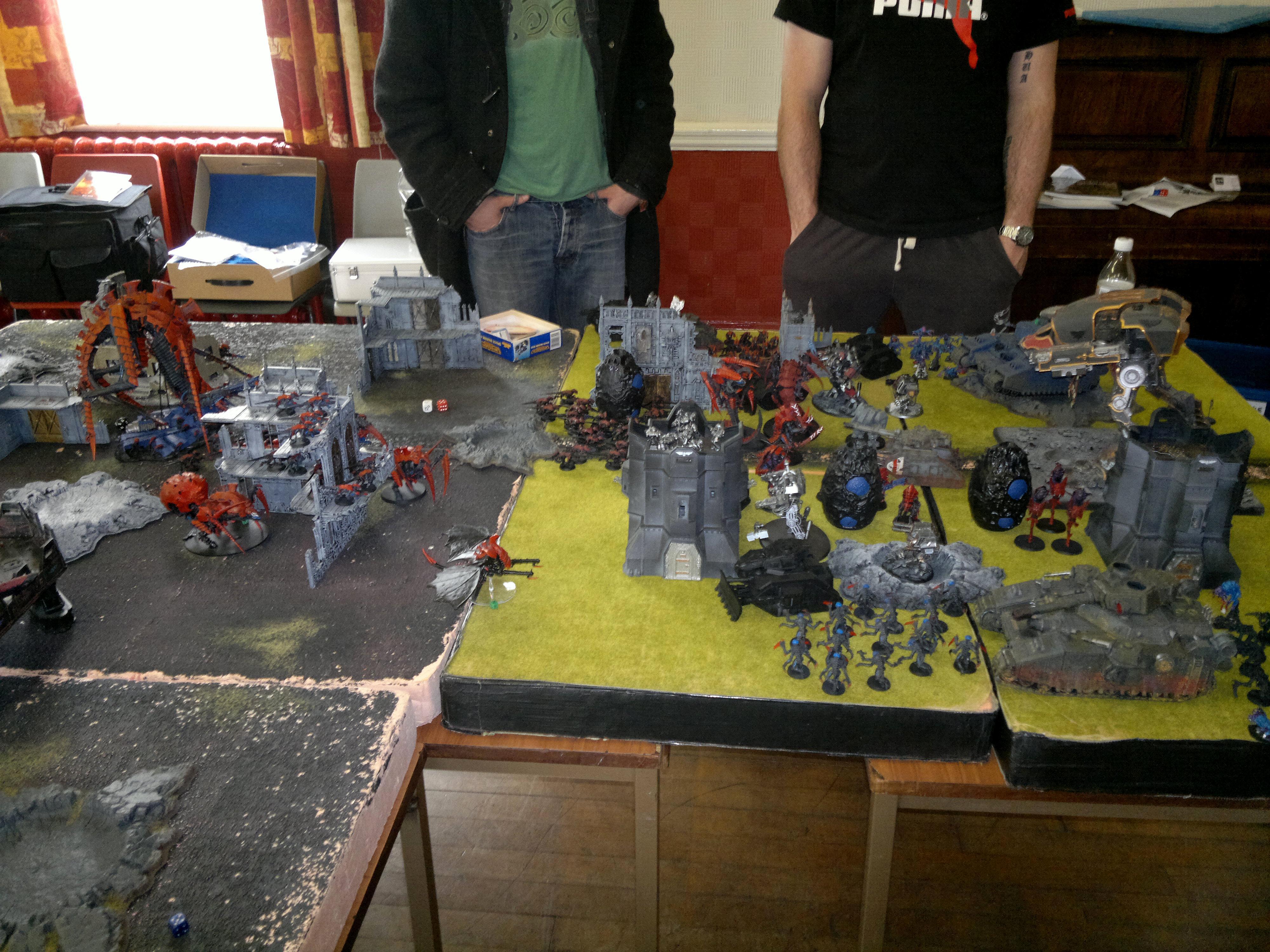 Apocalypse, Grey Knights, Tyranids