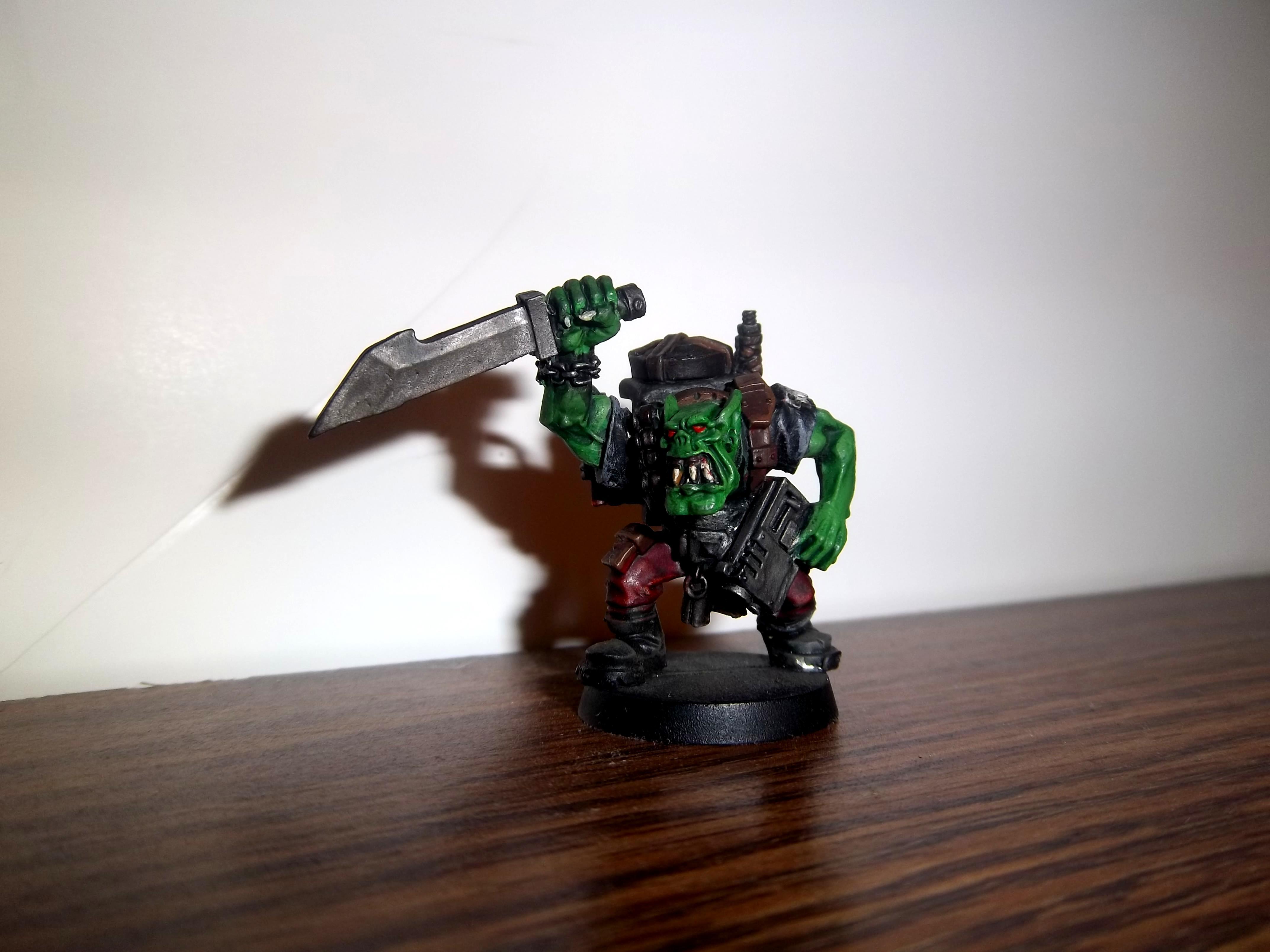 Boy, Kommando, Orks, ork kommando