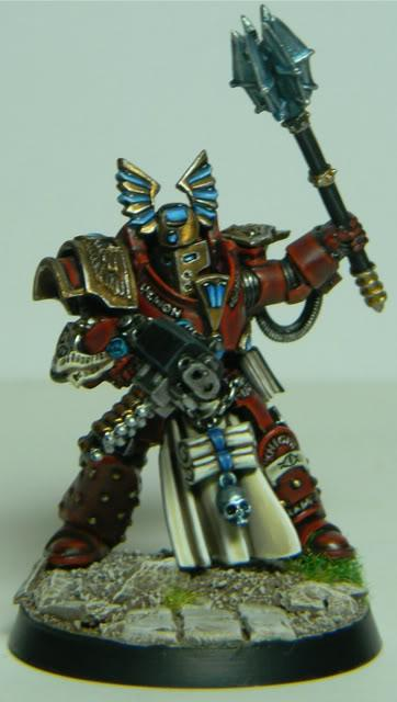 Chaos, Conversion, Pre Heresy, Space Marines, Terminator Armor, Thousand Sons