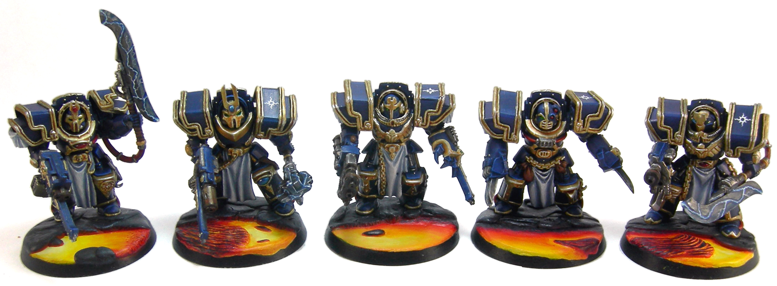 Terminator Armor, Thousand Sons