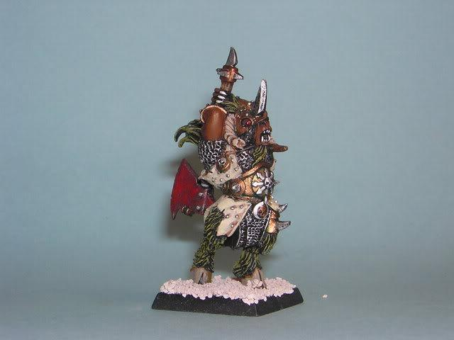 Beasts Of Chaos, Gor lord front
