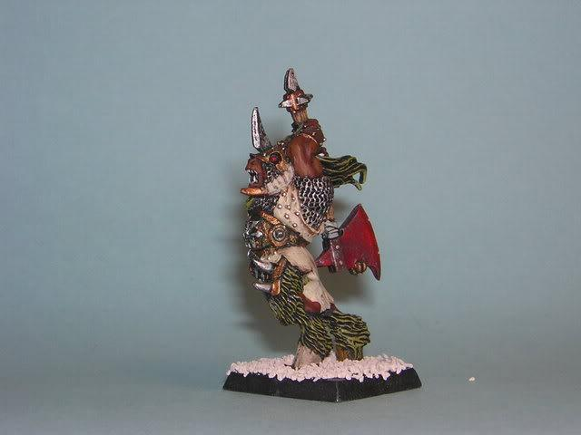 Beasts Of Chaos, Goe lord left