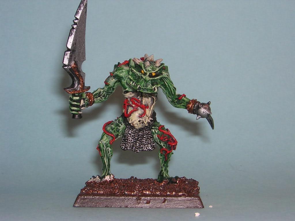 Warriors Of Chaos, Chaos troll 1