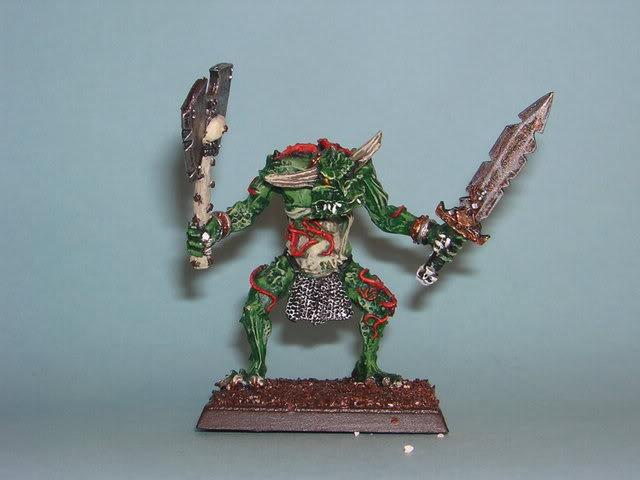 Chaos Troll, Warriors Of Chaos