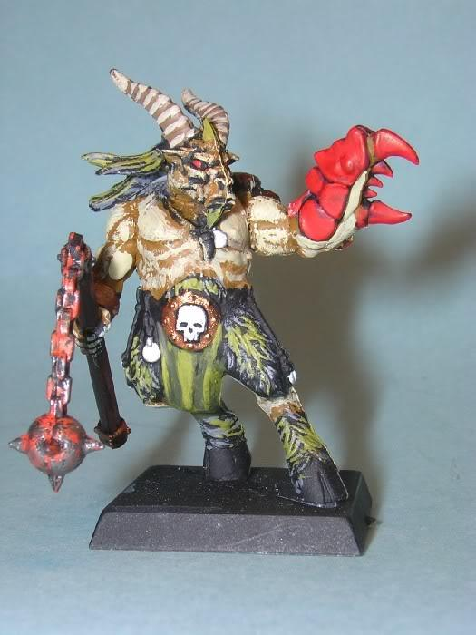 Beastmen, Beasts Of Chaos, Conversion, Mutation