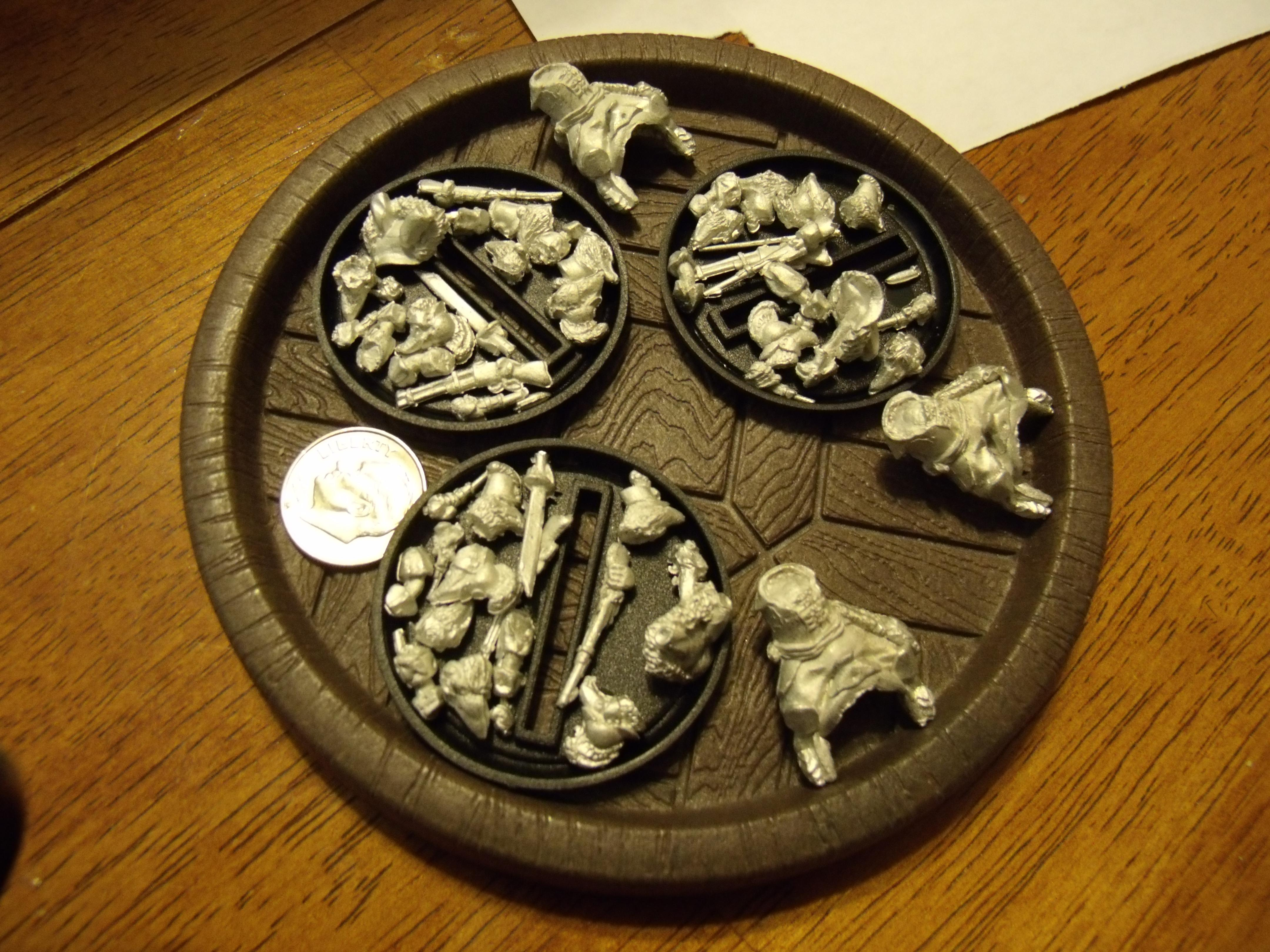 Shrew Hussar / Carbineer bits