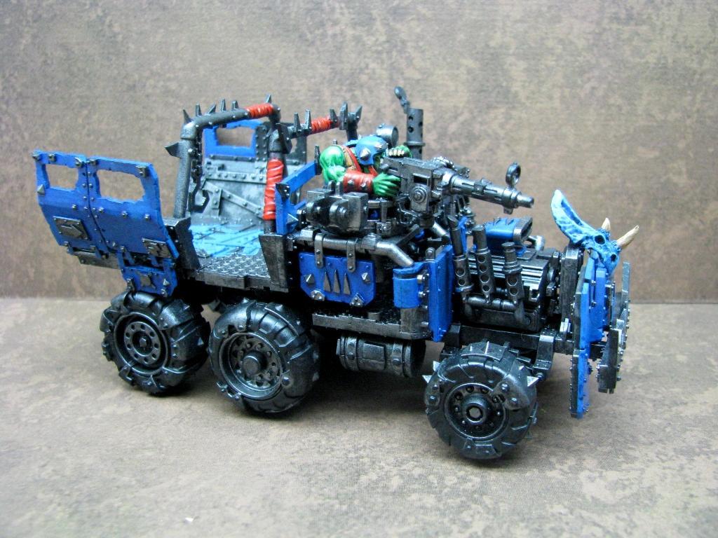 Deathskulls, Orks, Trukk, Warhammer 40,000