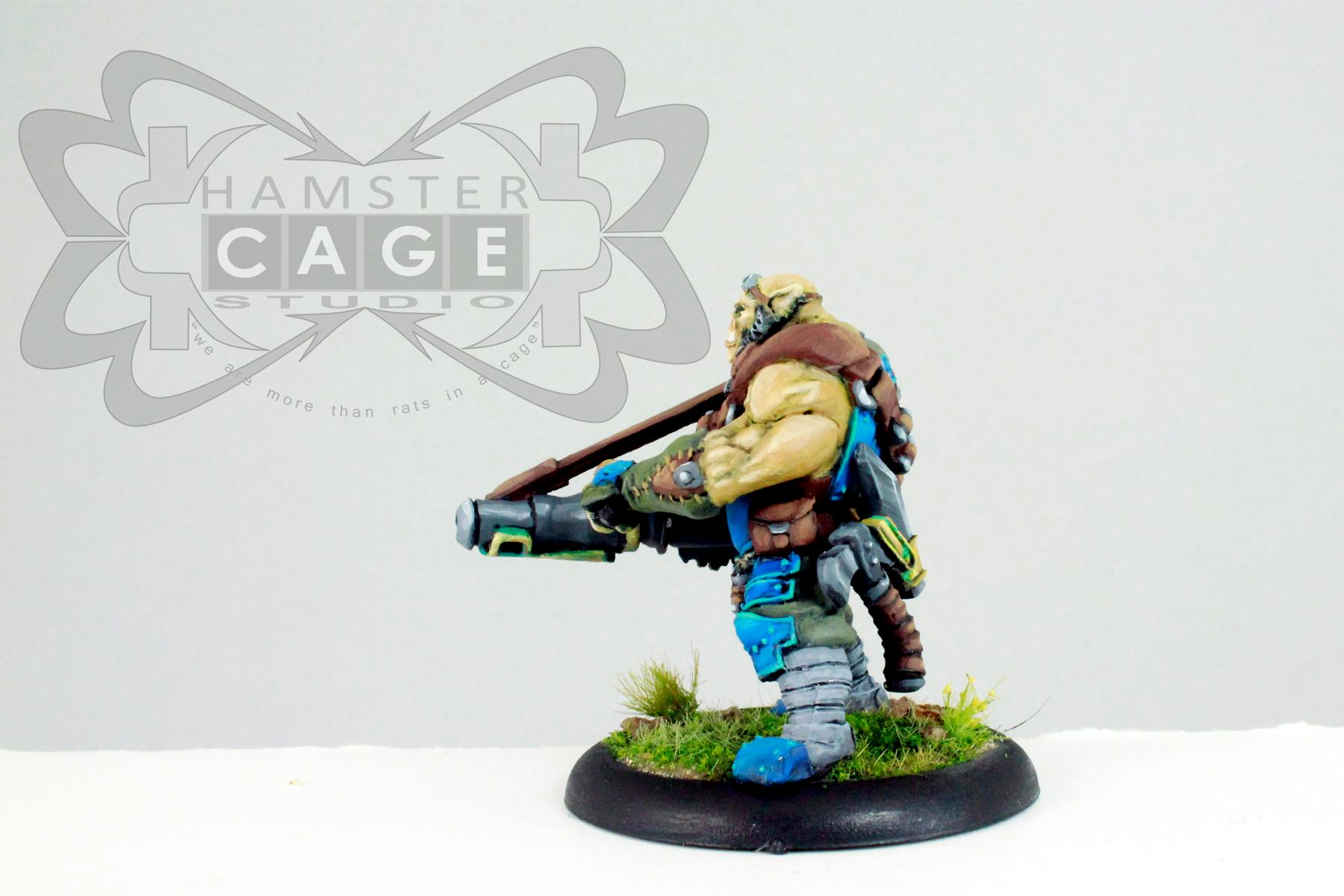 Cygnar, Mercenary
