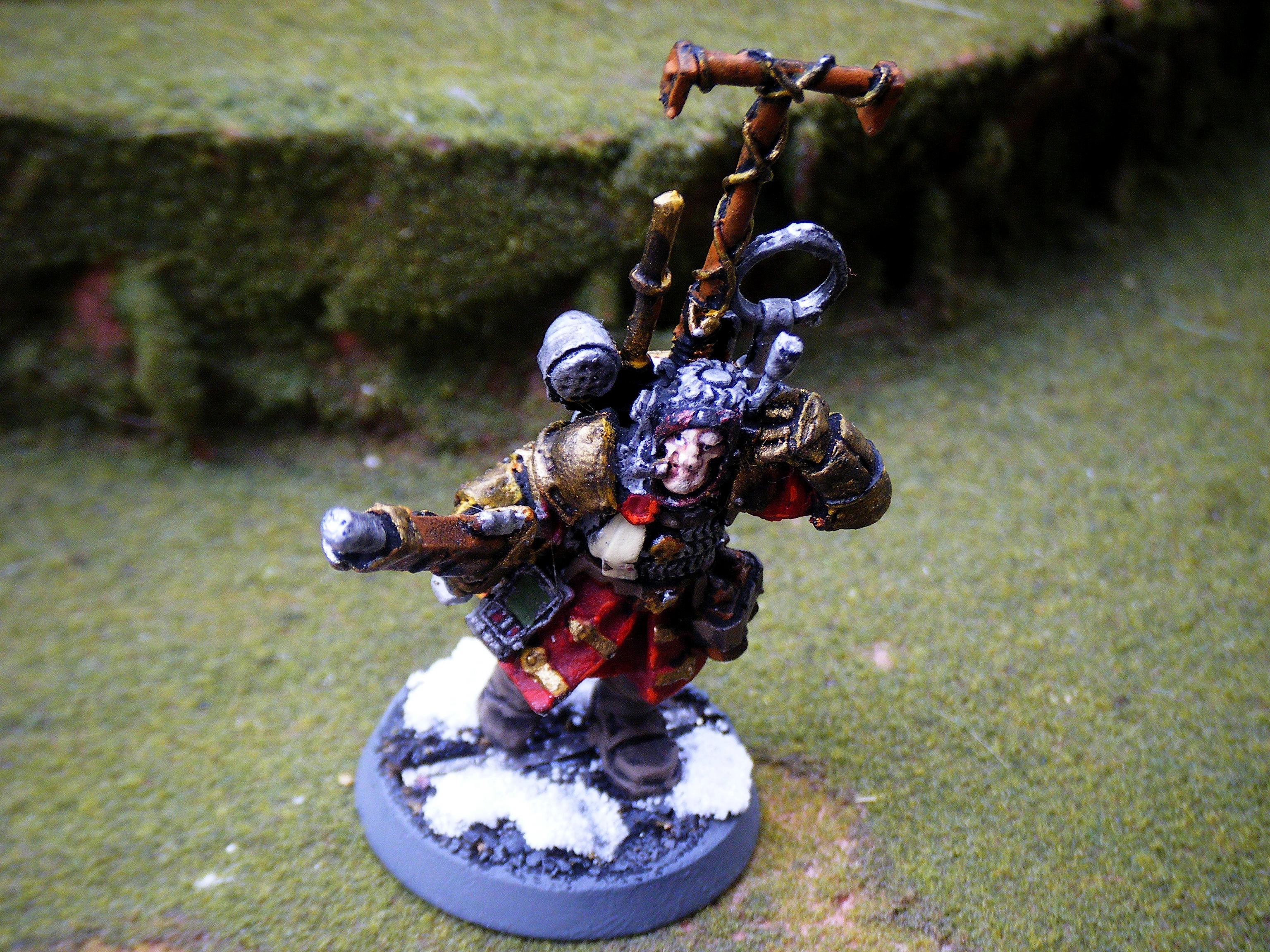 Imperial Guard, vox operator
